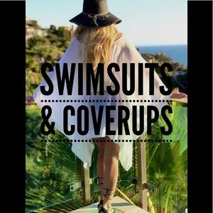 Swimsuits & coverups